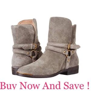 ❤️New Ugg Kelby Suede Ankle Bootie Boots Sz 10